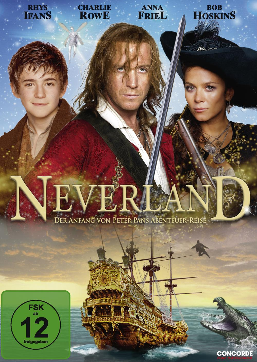 Neverland Deutsch