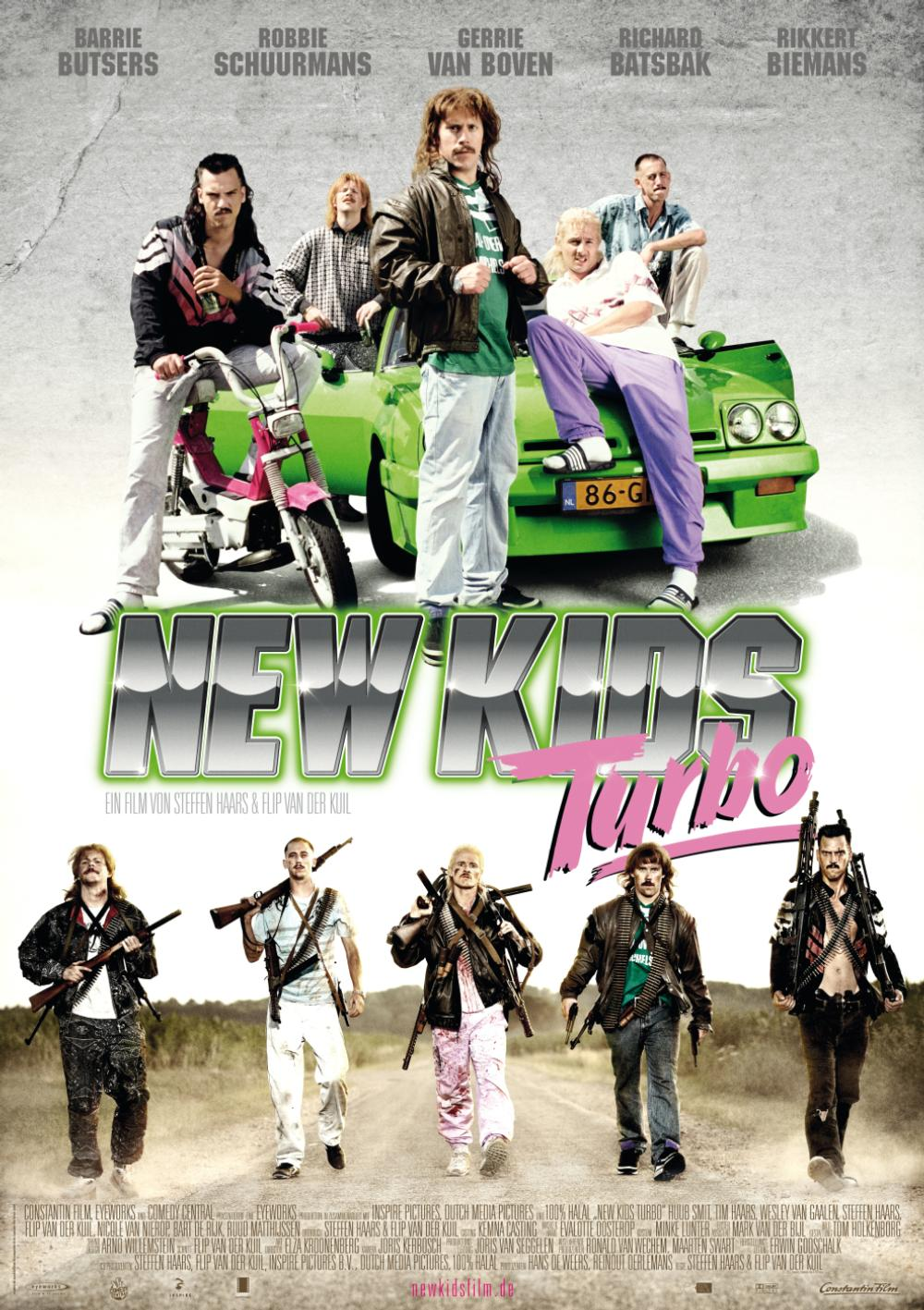 New Kids Turbo - Plakat /