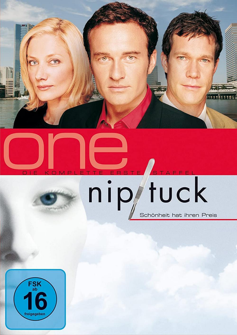 Nip/Tuck - Die komplette erste Staffel - Plakat / Cover