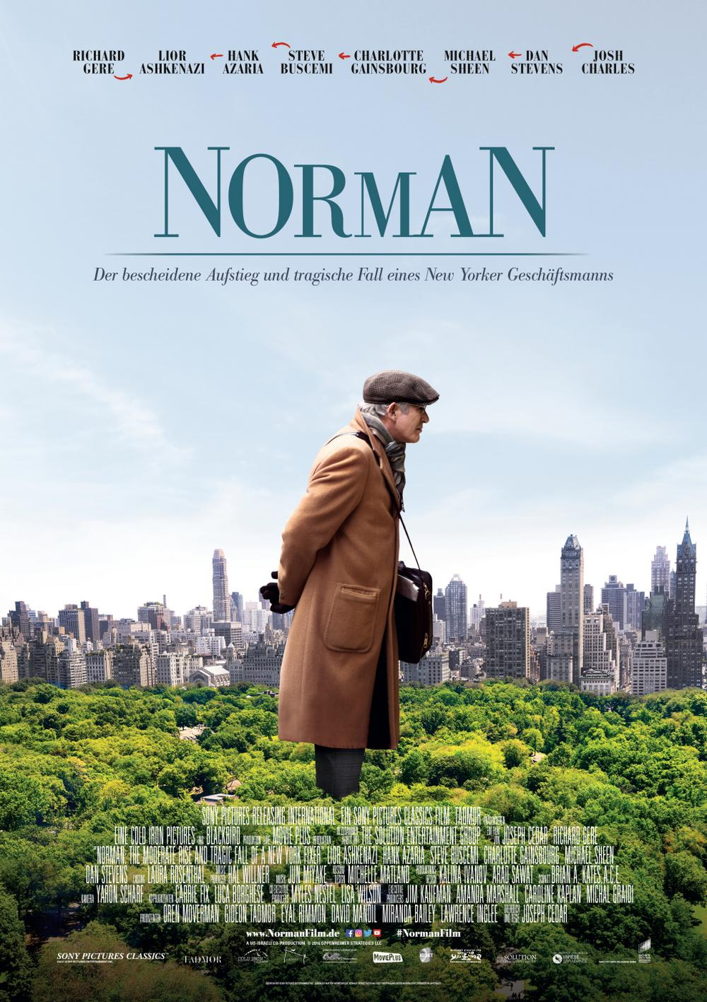 norman film deutsch
