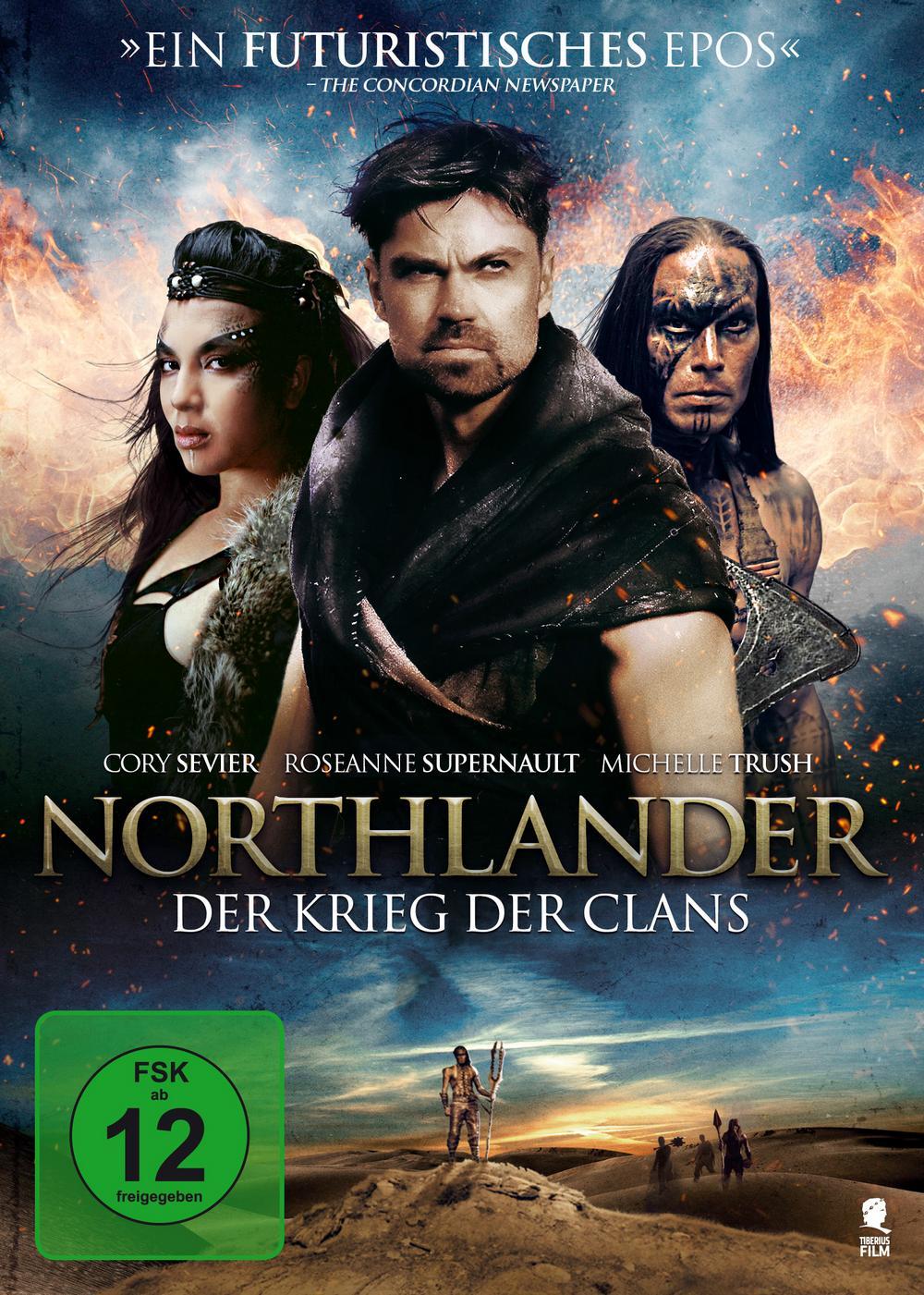 Northlander - Der Krieg der Clans - Film