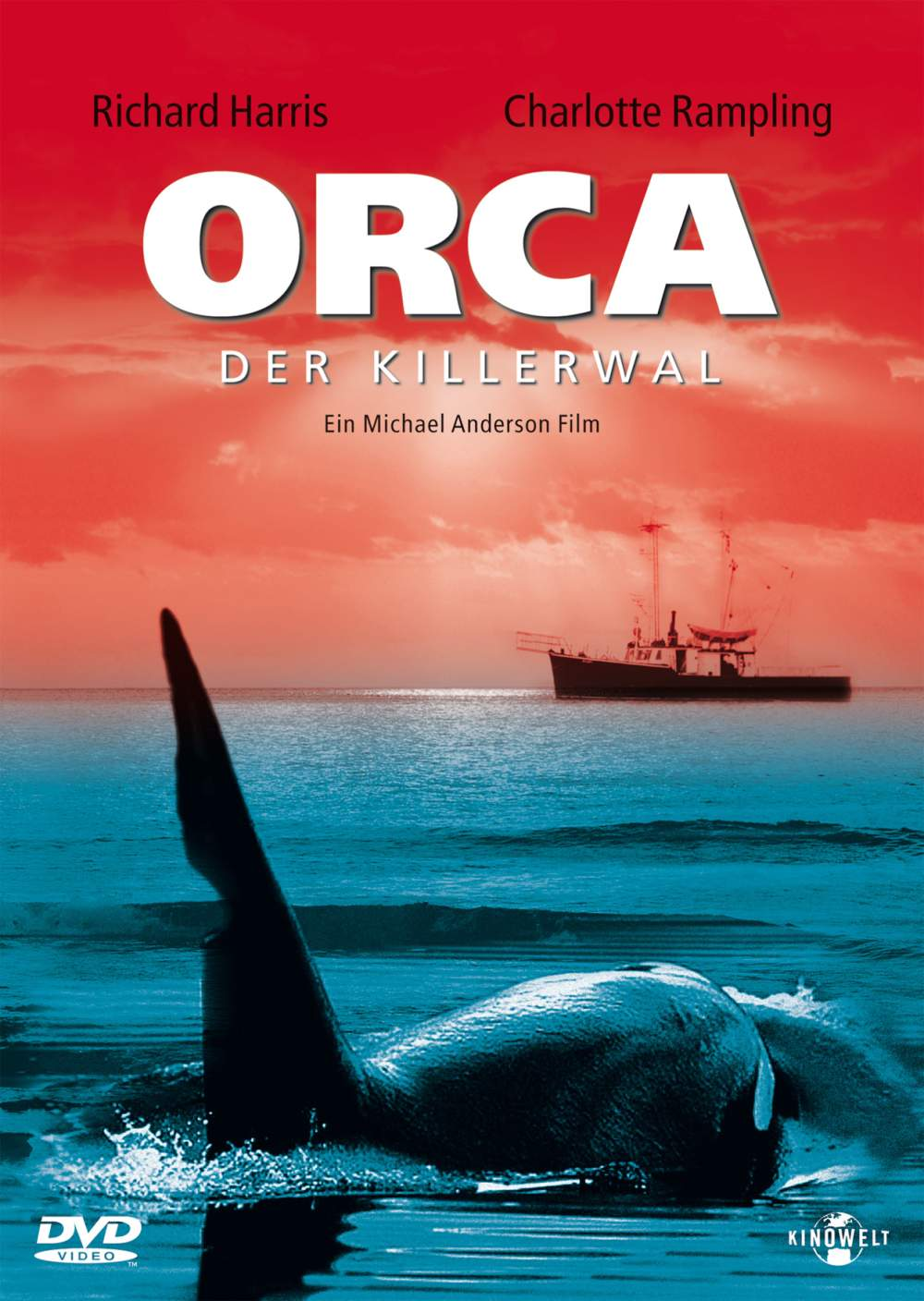 Orca the killer whale movie - photo#5