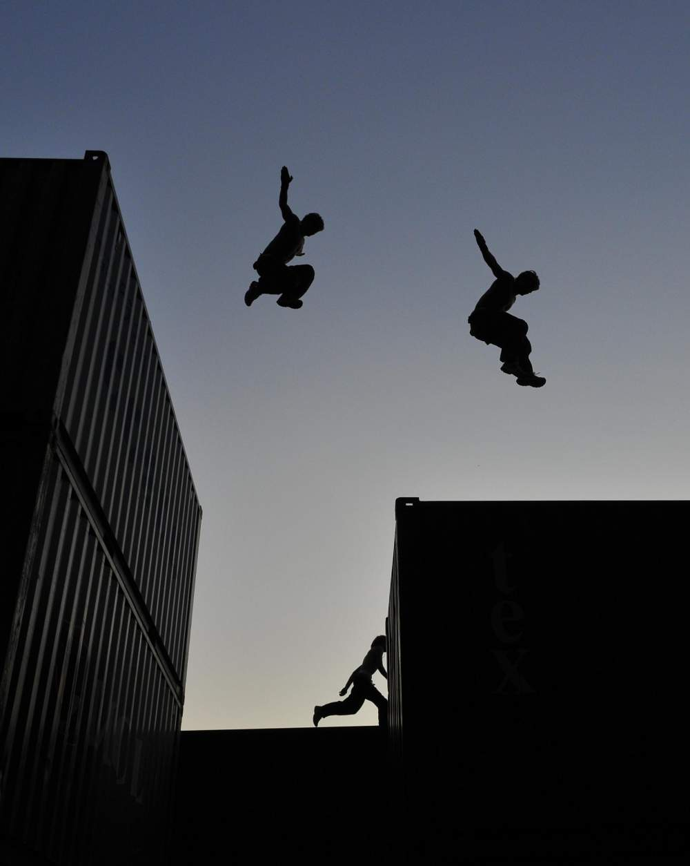 Parkour, Stunts and Gap on Pinterest
