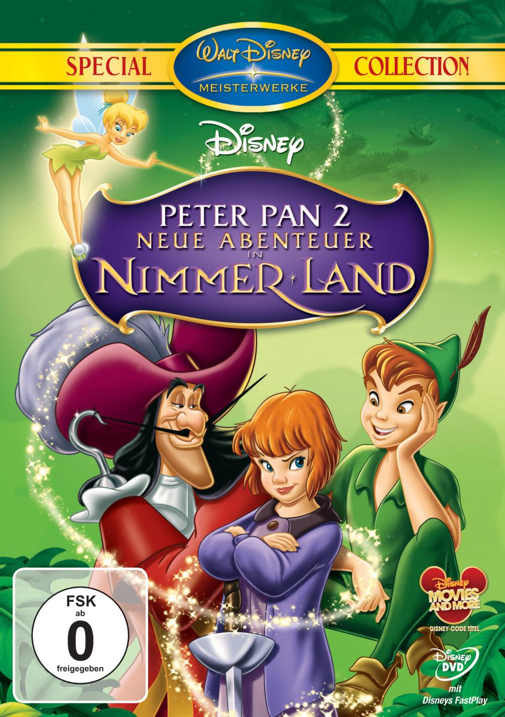 Peter Pan Neue Abenteuer In Nimmerland Stream