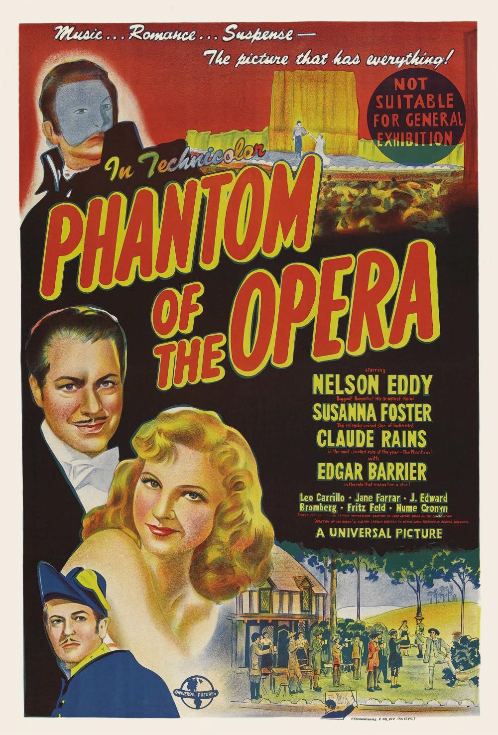 phantom der oper film stream