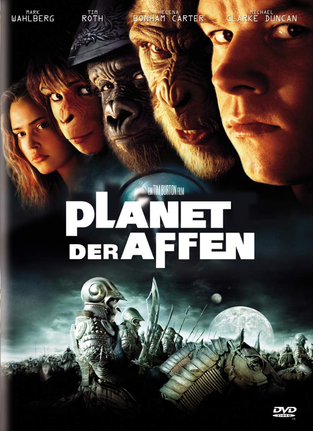 Planet Der Affen 2001 Fortsetzung