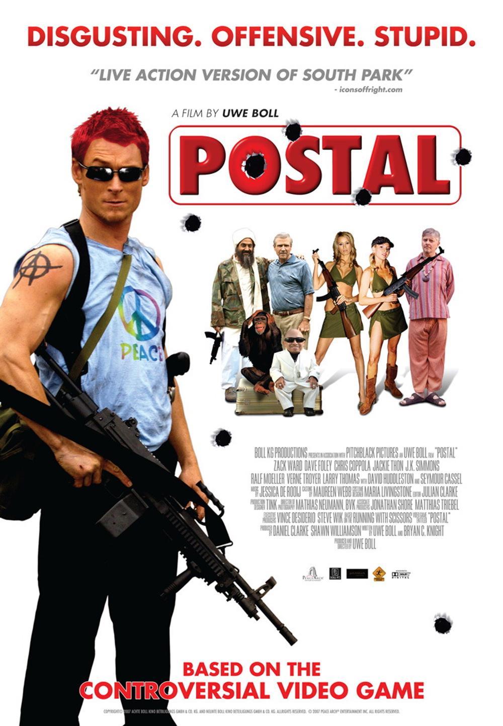 Postal Film Stream