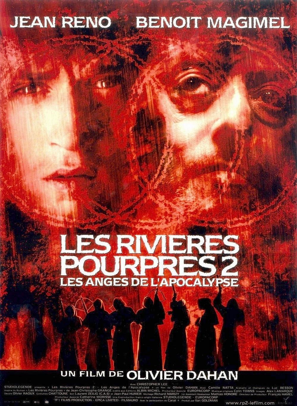 Die Purpurnen Flüsse 2 - Die Engel der Apokalypse - Film