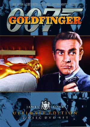James Bond 007 - Goldfinger - Plakat/Cover