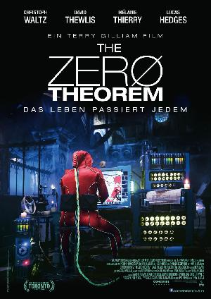 The Zero Theorem - Plakat/Cover