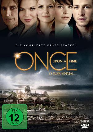 Once Upon a Time- Es war einmal - Plakat/Cover