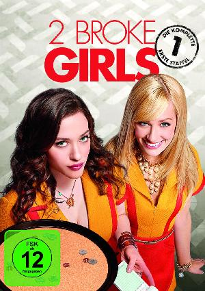 2 Broke Girls - Plakat/Cover