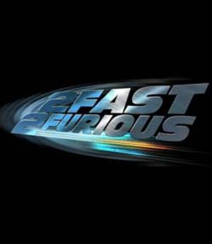 2 Fast 2 Furious - Plakat/Cover