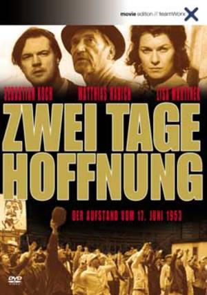 Zwei Tage Hoffnung - Plakat/Cover