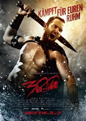 300: Rise of an Empire - Plakat/Cover