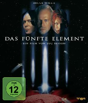 Das fünfte Element - Plakat/Cover