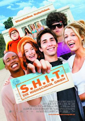 S.H.I.T. - Die Highschool GmbH - Plakat/Cover