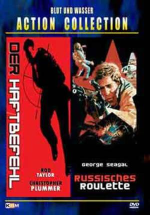 Action Collection - Der Haftbefehl / Russisches Roulette - Plakat/Cover