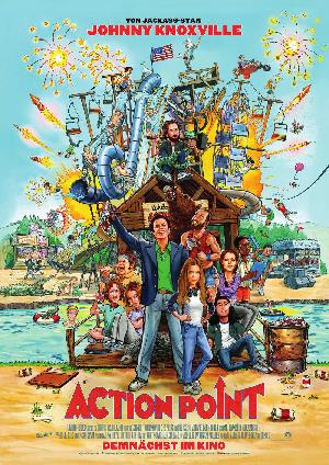 Action Point - Plakat/Cover