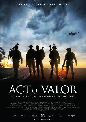 Act of Valor - Plakat/Cover