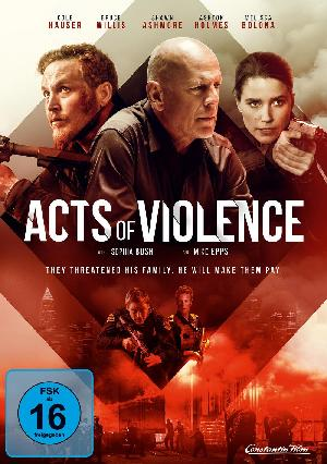 Acts of Violence - Plakat/Cover
