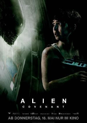 Alien: Covenant - Plakat/Cover