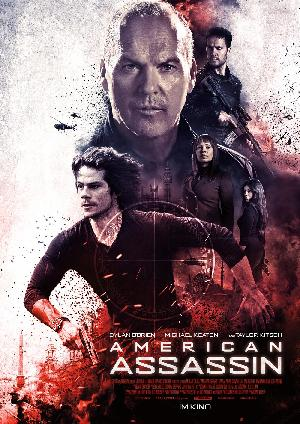 American Assassin - Plakat/Cover