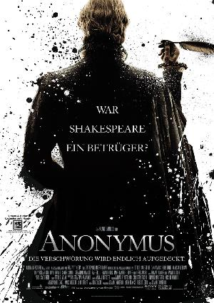 Anonymus - Plakat/Cover