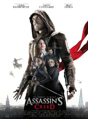 Assassin´s Creed - Plakat/Cover