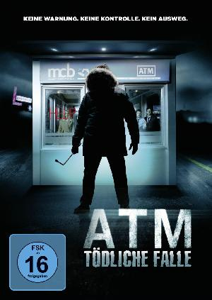ATM - T�dliche Falle - Plakat/Cover