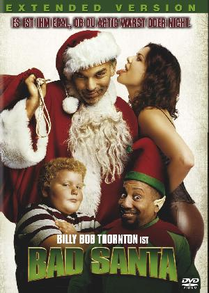 Bad Santa - Plakat/Cover