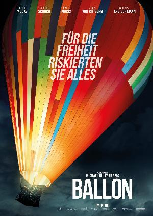 Ballon - Plakat/Cover