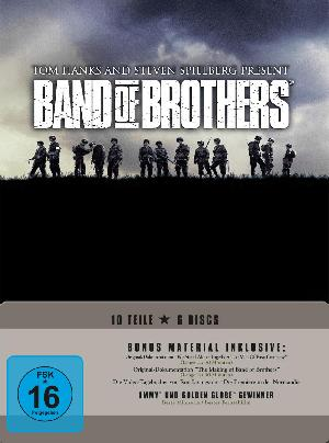 Band of Brothers - Wir waren wie Br�der - Plakat/Cover