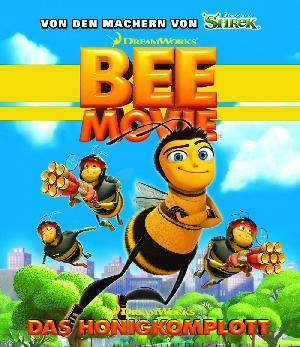Bee Movie Das Honigkomplott Plakatcover