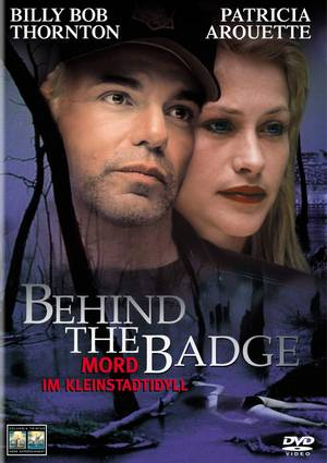 Behind the Badge - Mord im Kleinstadtidyll - Plakat/Cover