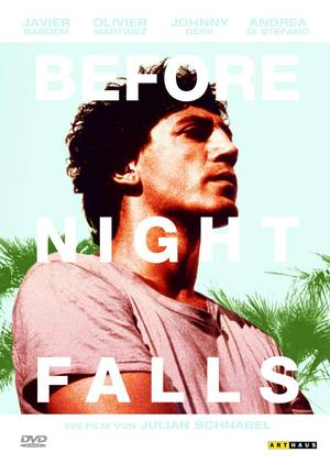 Before Night Falls - Plakat/Cover