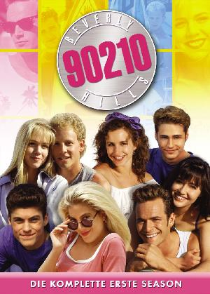 Beverly Hills 90210 - Plakat/Cover