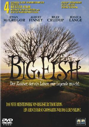 Big Fish - Plakat/Cover