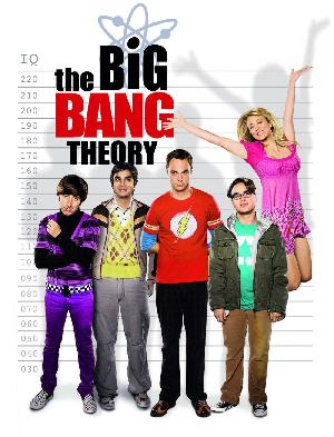 The Big Bang Theory - Plakat/Cover