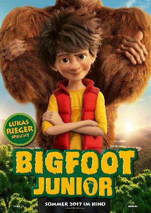 Bigfoot Junior - Plakat/Cover
