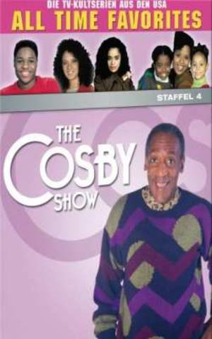 Die Bill Cosby Show - Staffel 4 - Plakat/Cover