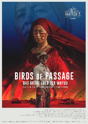 Birds of Passage - Plakat/Cover