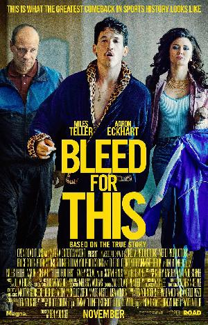 Bleed for this - Plakat/Cover