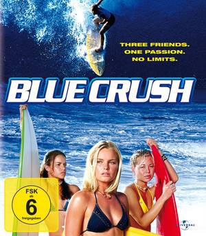 Blue Crush - Plakat/Cover