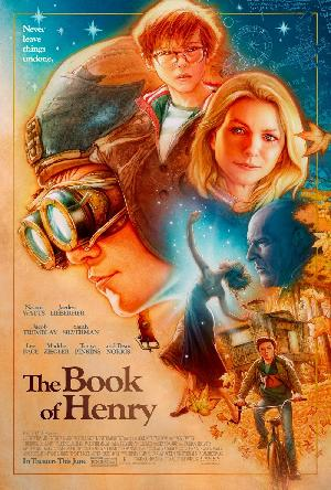 The Book of Henry - Plakat/Cover