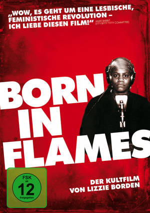 Born in Flames - Plakat/Cover