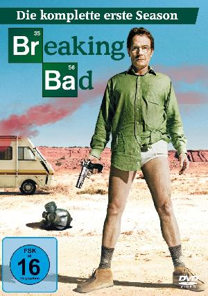 Breaking Bad - Plakat/Cover
