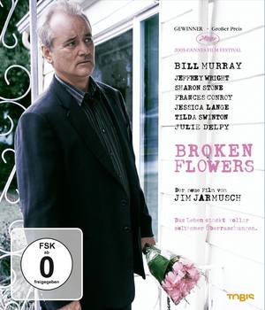 Broken Flowers - Plakat/Cover