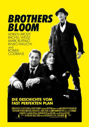 Brothers Bloom - Plakat/Cover