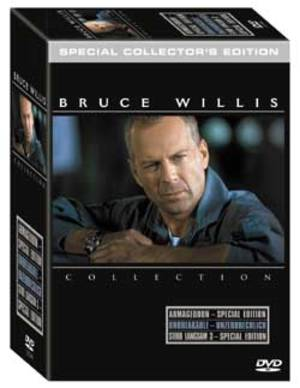 Cover filmplakat bruce willis collection
